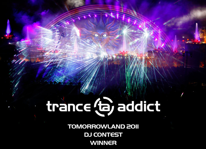 Tranceaddict Tomorrowland 2011 DJ Contest