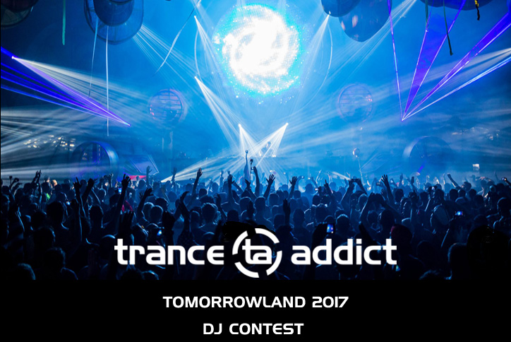 TranceAddict Tomorrowland 2017 DJ Contest